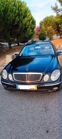 Mercedes Class E 270 Avantgarde Nacional