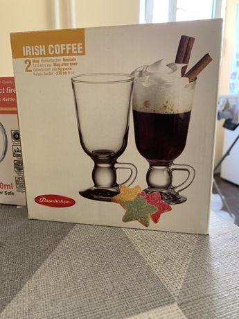 Набор кружек Pasabahce Irish coffee 270 мл