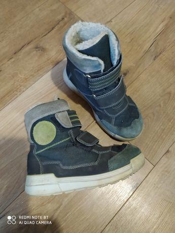 Зимові чобітки зимние ботинки сапоги ricosta с мембраной simpa tex 31р