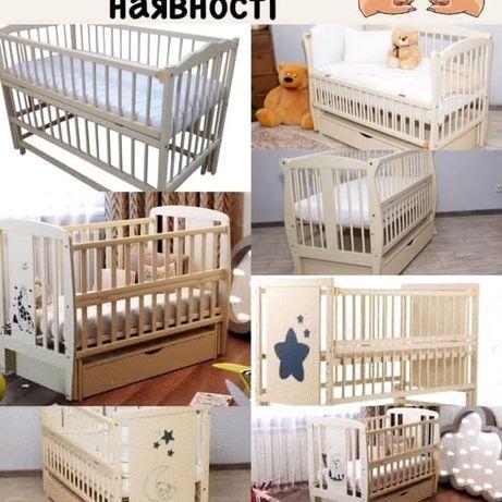 Кроватка новая самая низкая цена в городе Панянка 65