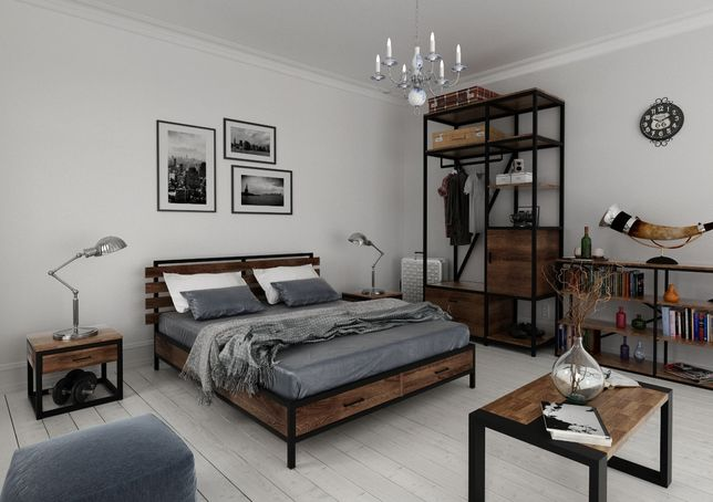 НЕДОРОГО. Мебель в стиле лофт, индастриал. LOFT от производителя.