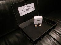 Naim BP1 2szt. Wtyk kabla głośnikowego na widełki Trans Audio Hi-Fi
