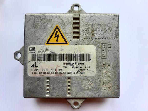 Блок розжига фар ксенон 1307329081 преобразователь xenon opel zafira