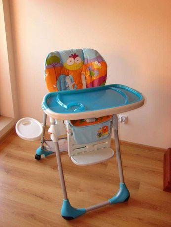 Krzesełko do karmienia Chicco Polly Safari 2 w 1 #Nowa cena!!!