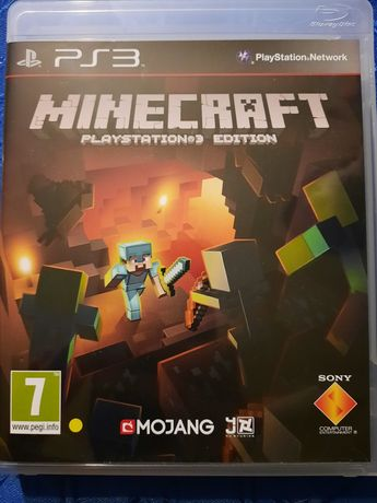 "Gra ""Minecraft"" PS3"