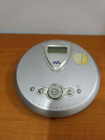 Discman Sony Atrac3plus MP3 - leitor de CDs, MP3