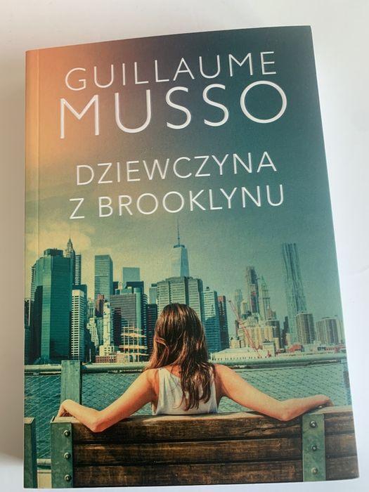 Dziewczyna z Brooklynu Guillaume Musso Białystok - image 1