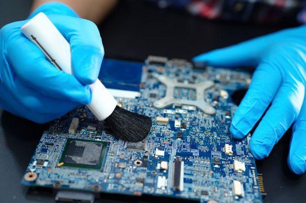 Limpeza e manutenção de Hardware PC
