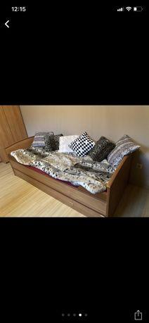 Łóżko firmy VOX