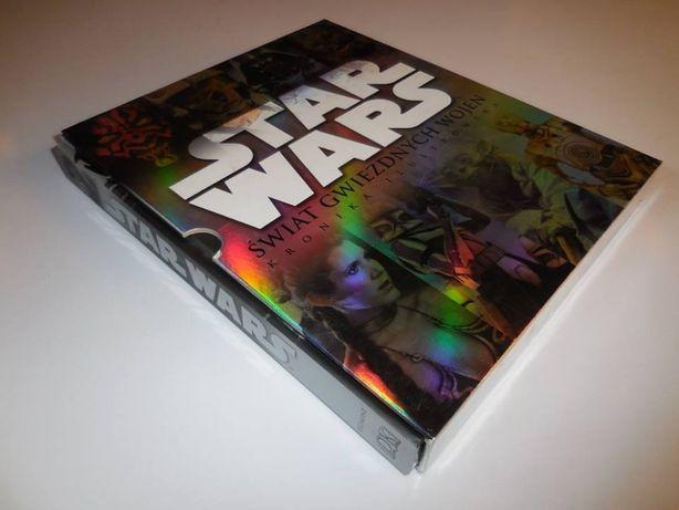 Świat Gwiezdnych Wojen: Kronika ilustrowana Star Wars