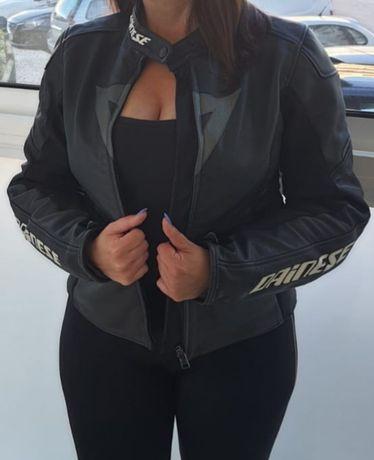 Blusão Pele Dainese Lady EXCELENTE