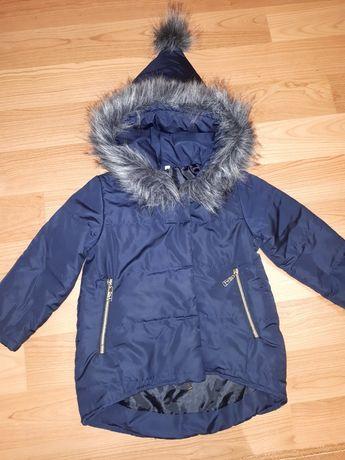 Продам осеннюю курточку для девочки
