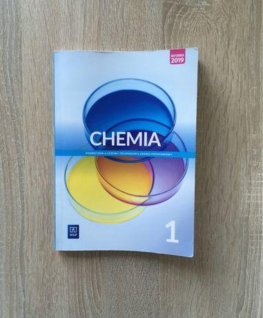 Podręcznik Chemia 1 Zakres podstawowy WSiP liceum technikum 2019