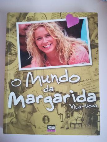 "Livro ""O Mundo da Margarida"""