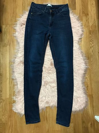 Spodnie/ jeansy H&M.
