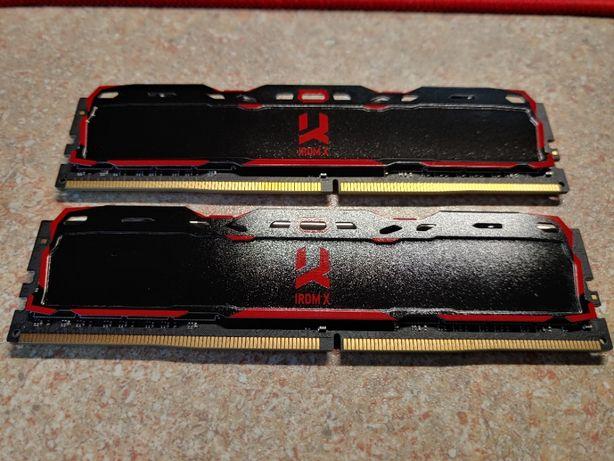 Pamięć RAM DDR4 GOODRAM 8GB 2666MHz IRDM X Black CL 16 (2x4GB)