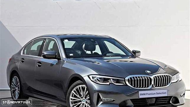 BMW 320 d Line Luxury Auto