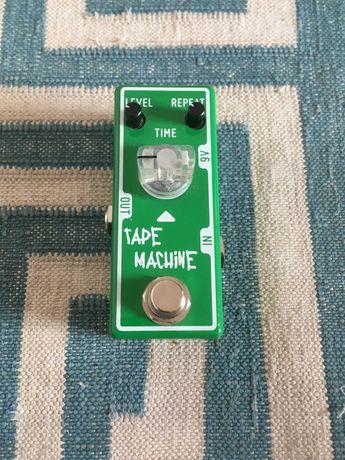 "Pedal TONE CITY ""TAPE MACHINE"" para guitarra"