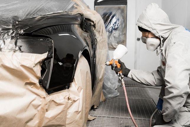 Кузовний ремонт, покраска, відновлення після ДТП, рихтовка