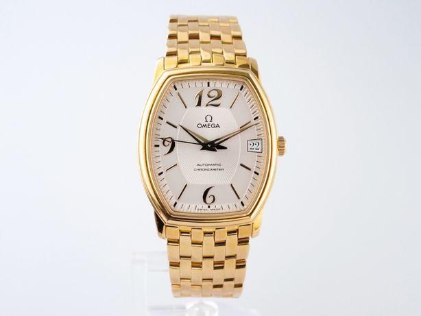 Мужские бу часы Omega De Ville Prestige Co-Axial 31 x 36 мм
