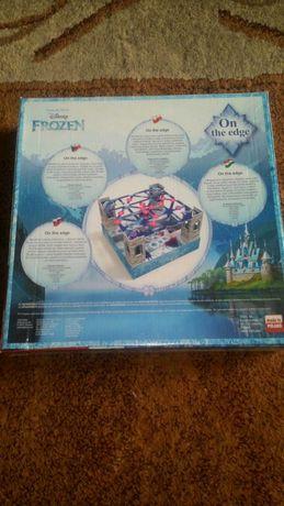 TREFL GRA planszowa - Board Game 3D - Disney KRAINA LODU Na krawędzi (
