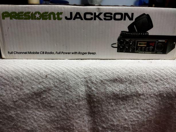 Rádio CB  president jackson