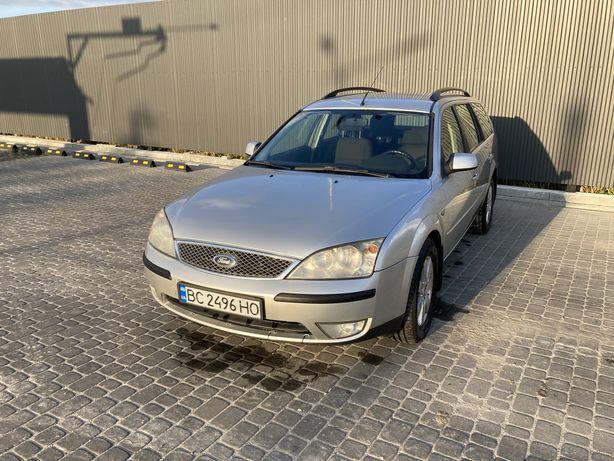 Автомобіль FORD MONDEO 3 2004 РОКУ 2.0 TDCI 130 коней