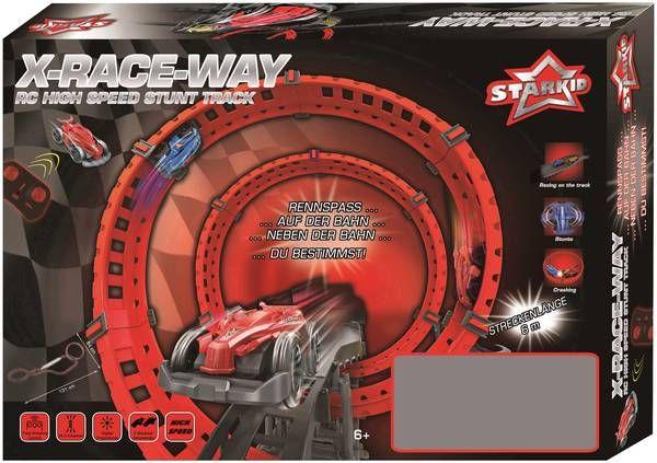 Starkid 68162 X-Race Way RC Samochód rc z torem wyścigowym