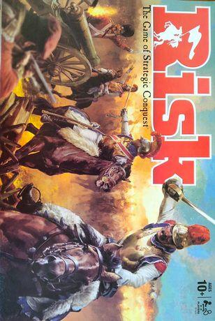 Risk (Риск) Hasbro