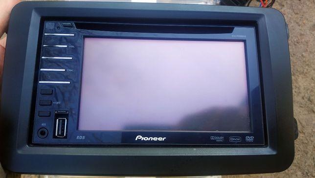 Автомагнитола Pioneer AVH-P3100DVD USB сенсор 2 din