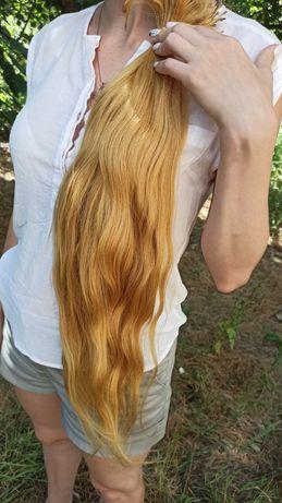 Волосы для наращивания .Славянка. 5000 грн