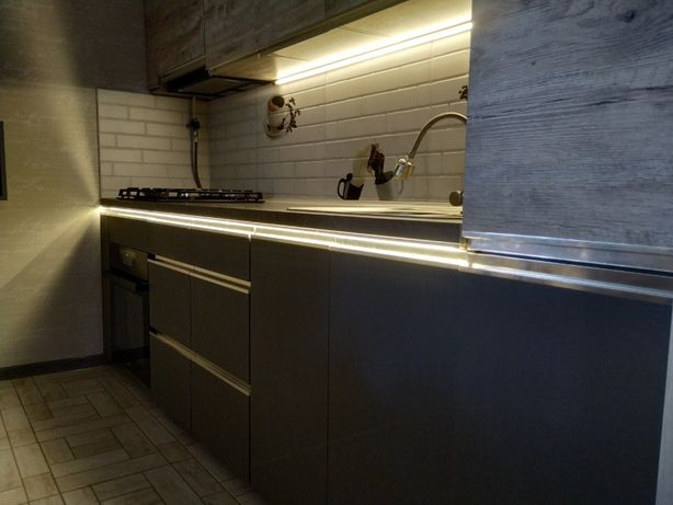 Кухня Модульна любой формы под заказ