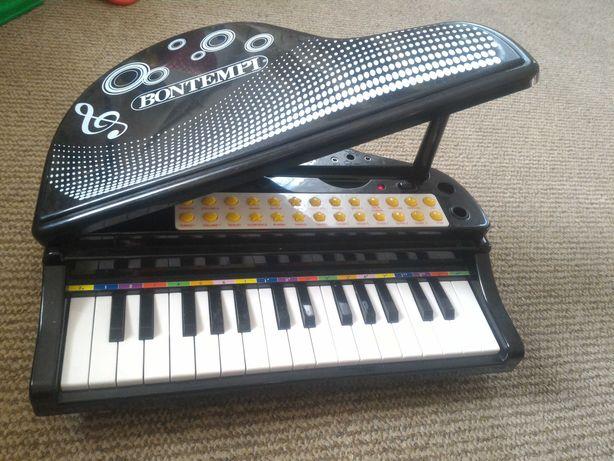 Детский электронный рояль