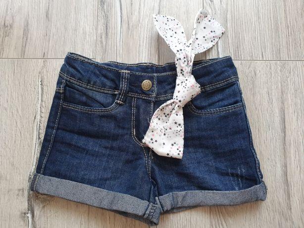 TAPE A L'OEIL spodenki jeansowe 86 cm NOWE