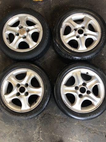 Alufelgi Felgi aluminiowe Hyundai Coupe 4x114,3 R15 KOMPLET 4 SZT