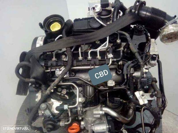 Motor Volkswagen Passat Golf VI 2.0Tdi 140Cv Ref.CBDA CBDB CBDC
