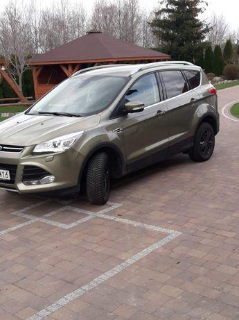 Ford Kuga  1,6 EcoBoost Titanium LPG 2013