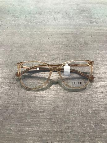 Okulary Oprawki Korekcyjne Liu Jo 2710