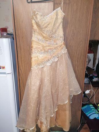 Выпускное, вечернее, бальное, нарядное платье