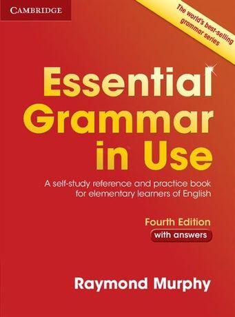 Essential Grammar in use. Murphy. Najlepsza książka do gramatyki.