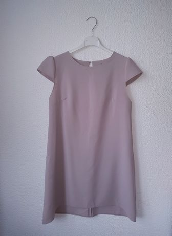 Sukienka 38 nude