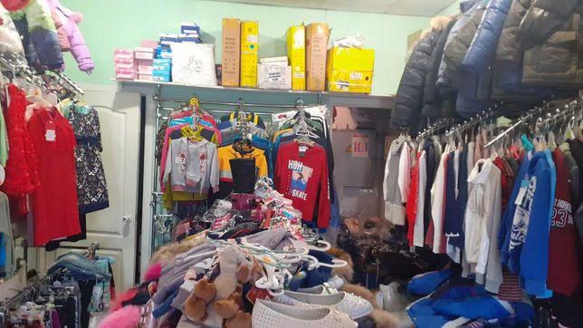 Продам магазин детской одежды