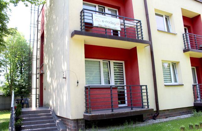 Hostel Pracowniczy Gliwice - pokoje 2 os. z łazienkami i TV