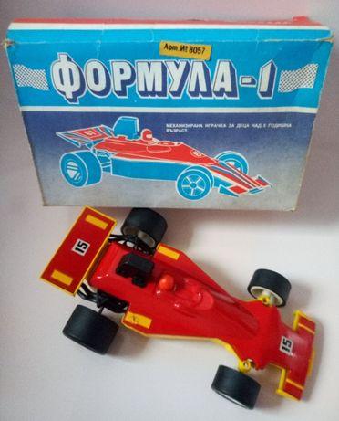Formuła 1 prod. Mladost Bułgaria - zabawka lata 70-te.