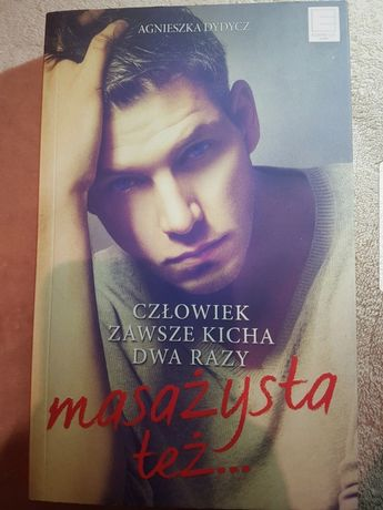 """""""Człowiek zawsze kicha dwa razy masażysta też...""""  Agnieszka Dydycz"""