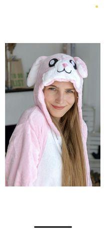 Кигуруми розовый зайчик супер цена всего 360 грн! !
