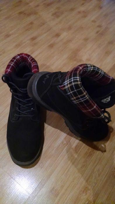 Чоловіче взуття демосезона. Нобук Ровно - изображение 1
