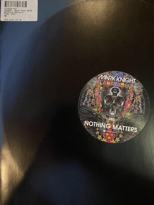 Mark Knight feat Skin - Nothing Matters (vinyl / винил) Краматорск - изображение 1