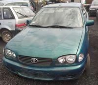 Toyota Corolla E11 Liftback 00r 1.4 VVTI Wszystkie Części Lakier 6R8