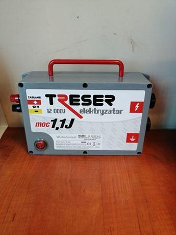 Eletkryzator Treser 1,1J Polski